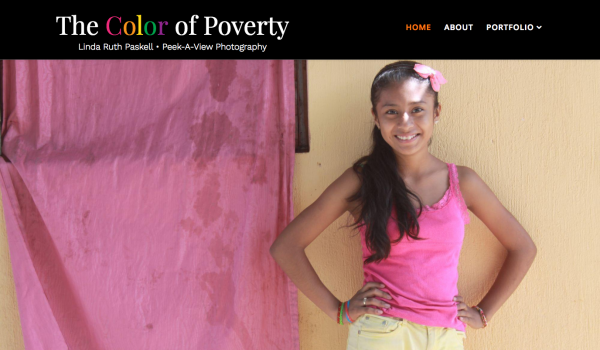 The Color of Poverty - Linda Ruth Paskell