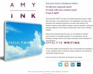 amyink website