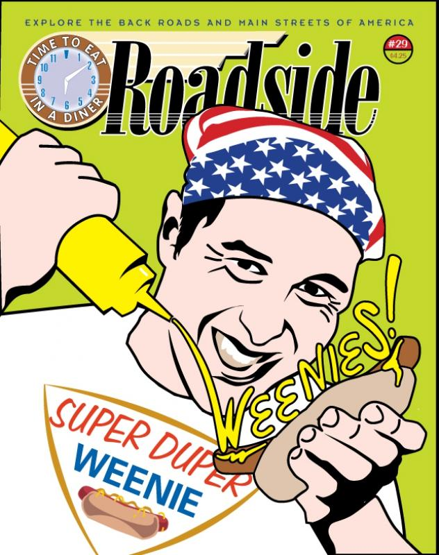 Roadside Issue 29 Cover
