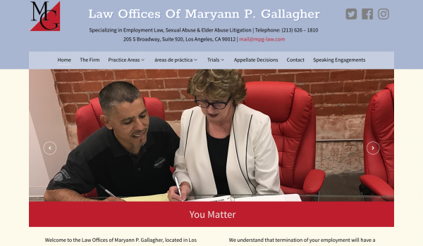 Law Offices of Maryann Gallagher