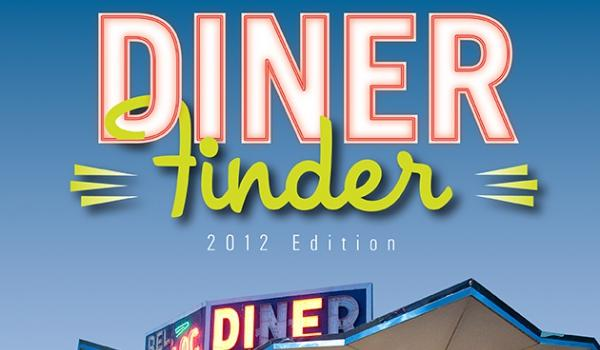 Cover design, Diner Finder 2012