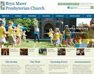Bryn Mawr Presbyterian Church website